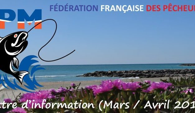 Newsletter n°05 – Mars-Avril 2017