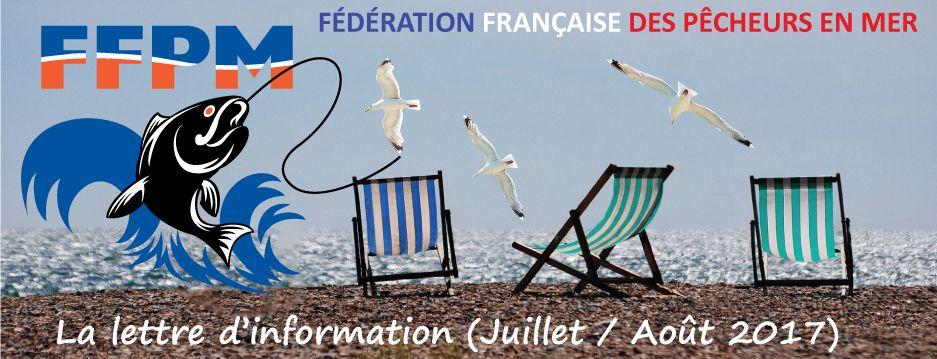 Newsletter n°07 – Juillet  –  Août 2017