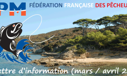 Newsletter n°11 – Mars-Avril 2018