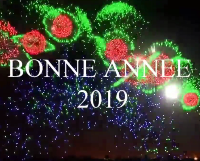 LA FFPM VOUS SOUHAITE SES VŒUX LES MEILLEURS POUR 2019