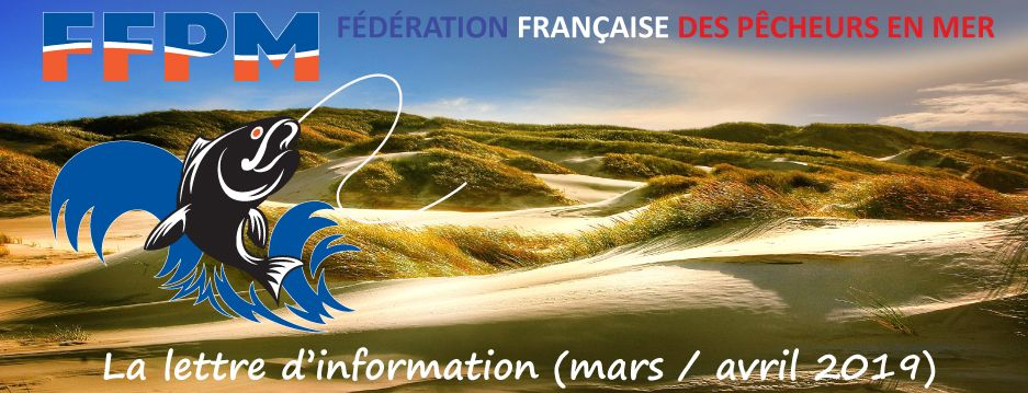 Newsletter n°17 – Mars-Avril 2019