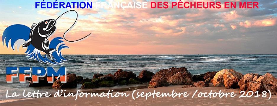 Newsletter n°14 – Septembre-Octobre 2018