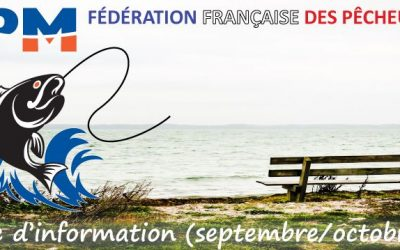 Newsletter n°20 – Septembre-Octobre 2019