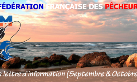 Newsletter n°25 – Septembre-Octobre 2020