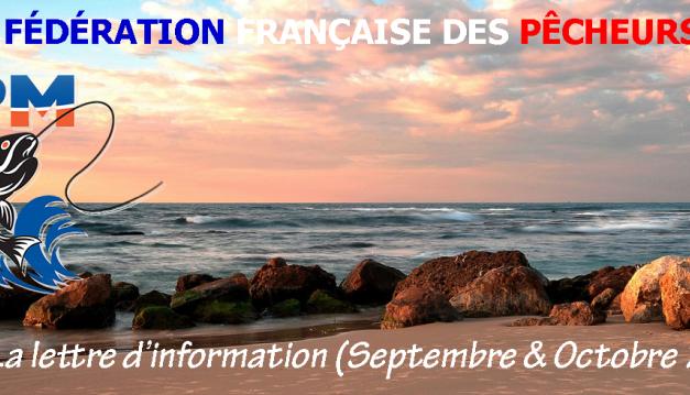 Newsletter n°25 – Septembre-Octobre 2020