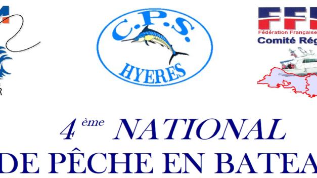 4 ème NATIONAL FFPM BATEAU DU 13 AU 15 MAI 2021 à HYERES