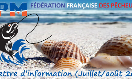 Newsletter n°24 – Juillet-Août 2020